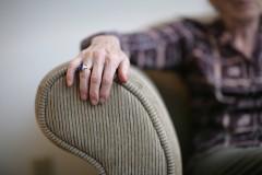 רוב האנשים שנטלו נוגדי-דיכאון - נשים קשישות