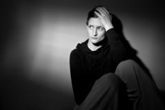 דיכאון, אפיזודות מאניה (אילוסטרציה)