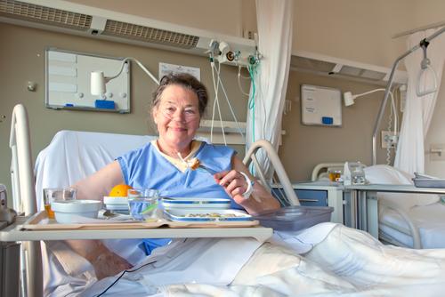 חולים רבים משתחררים מהאשפוז במצב של תת-תזונה