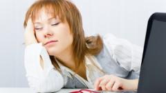 רוב הפונים שהתלוננו על עייפות היו נשים (אילוסטרציה)
