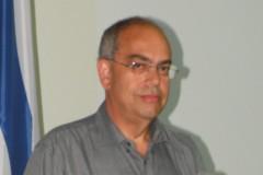 """ד""""ר יהודה רוט, מנהל מחלקת א.א.ג וניתוחי ראש וצוואר בוולפסון (צילום: ברק נונא, באדיבות דוברות וולפסון)."""