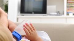 ילדים שאוכלים מבקבוק בגיל שנתיים מצויים בסיכוי גבוה יותר לסבול מהשמנה (אילוסטרציה)