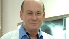 """פרופסור אברהם קוטן (צילום: רענן טל, באדיבות דוברות רמב""""ם)"""