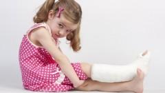 פציעת ילדים (אילוסטרציה)