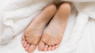 כפות רגליים (אילוסטרציה)