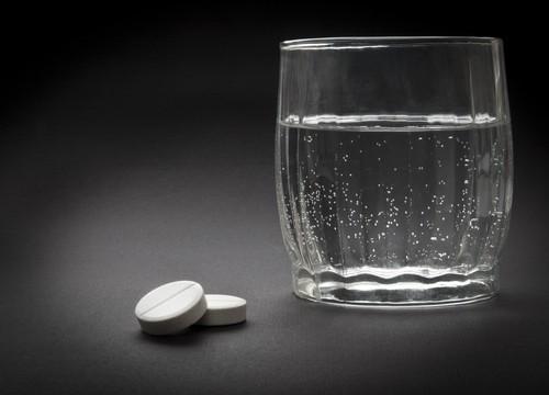 אספירין (אילוסטרציה)