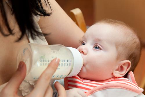 תזונת תינוקות (אילוסטרציה)