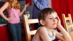 ביטויי כעס במשפחה (אילוסטרציה)