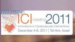 הכנס הבינלאומי ICI Meeting 2011 בתחומי הקרדיולוגיה