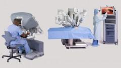 """הרובוט """"דה וינצ'י"""" (צילום: חברת דובר מכשור רפואי ומדעי)"""
