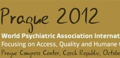 כנס הארגון העולמי לפסיכיאטריה | פראג 2012