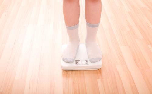 השמנה בקרב ילדים (אילוסטרציה)