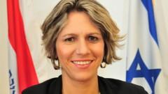 """ד""""ר אסנת לבציון-קורח (צילם: אבי חיון, דוברות הדסה)"""