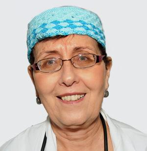 """ד""""ר דבורה ליברמן (באדיבות: דוברות המרכז הרפואי סורוקה)"""