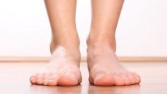 בריאות הרגל (אילוסטרציה)