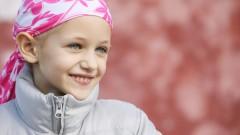 ילדה חולת סרטן (אילוסטרציה)