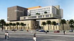 בית החולים אסותא באשדוד (הדמיה: באדיבות אסותא)