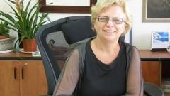 """פרופסור אילנה קרמר, מנהלת ביה""""ח """"מזרע"""" בעכו (צילום: רינת רטנר)"""