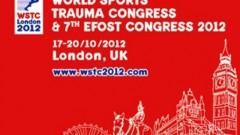 world sports trauma congress & 7th EFOST congress 2012