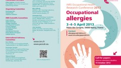 Occupational allergies_April 2013