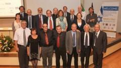 משתתפי הכנס הרפואי איטליה ישראל (צילום : יוסי שארם, חיפה)