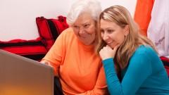 שימוש בשירותי רפואה באינטרנט (אילוסטרציה)