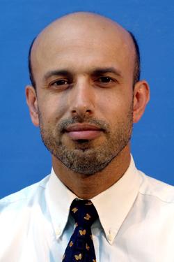 """ד""""ר אחמד עסליה (באדיבות דוברות רמב""""ם. צילום: פיוטר פליטר)"""