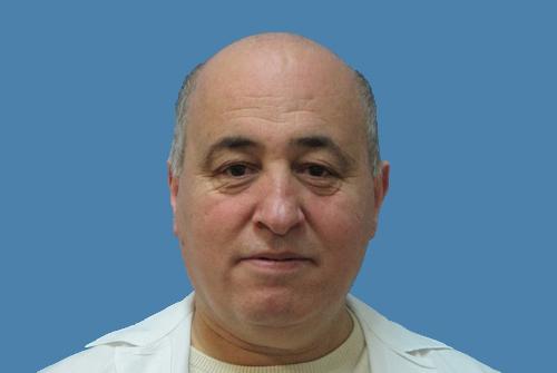 """ד""""ר חכים אבו ראס (באדיבות דוברות המרכז הרפואי הלל יפה)"""