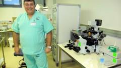 """ד""""ר ג'וני יונס (צילום באדיבות מרכז רפואי פוריה)"""