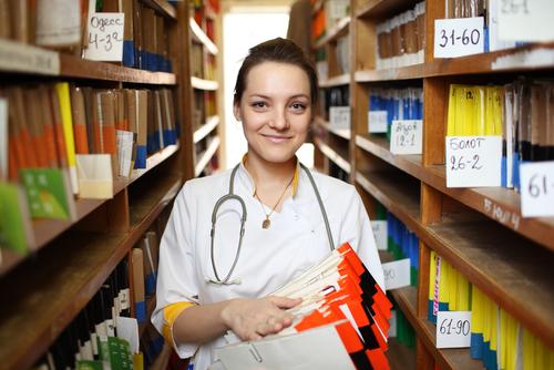 תיקים רפואיים (אילוסטרציה)