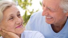 זוג מבוגר במנוחה (אילוסטרציה)
