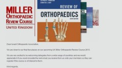 UK Miller Orthopaedic Review Course
