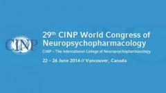 29th CINP World Congress of Neuropsychopharmacology