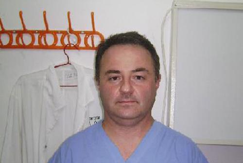 """ד""""ר איגור סוחטניק (צילום: לריסה סוחטניק. באדיבות דוברות בית חולים בני ציון)"""