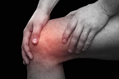 כאב ברכיים (אילוסטרציה)