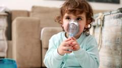 טיפול בעזרת חמצן בבית (אילוסטרציה)