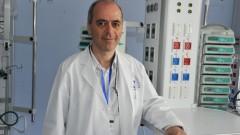"""פרופסור ז'אן סוסטיאל (צילום: רוני אלברט. בי""""ח נהריה)"""