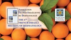 הכנס הצרפתי-ישראלי ה-6 של דרמטולוגיה 2013