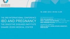 כנס בינלאומי בנושא: IBD & Pregnancy