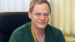 """פרופסור מיכאל גליקסון (צילום: בי""""ח תל השומר)"""