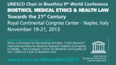 כנס עולמי על אתיקה רפואית משפט רפואי וביו-אתיקה