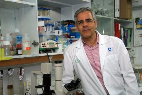 """פרופ' אריאל מילר (צילום: ביה""""ח כרמל)"""