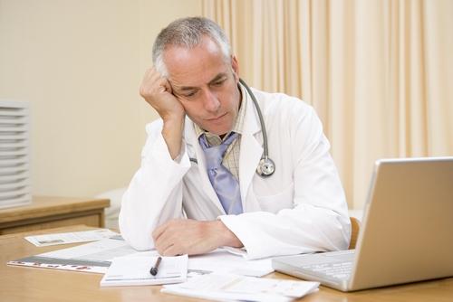 שחיקה אצל רופאים (צילום: אילוסטרציה)