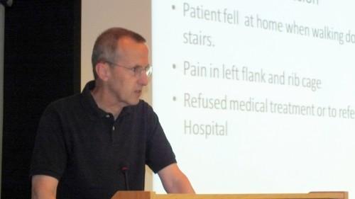 """ד""""ר רלף קובנך (צילום: פוריה)"""