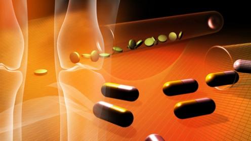 תרופות לדלקת מפרקים (הדמיית אילוסטרציה)