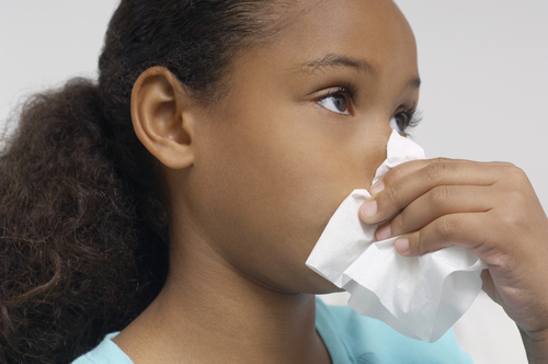אלרגיה אצל ילדים (תצלום: אילוסטרציה)