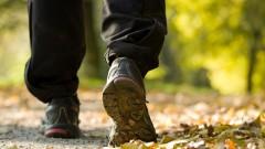 הליכה (צילום: אילוסטרציה)