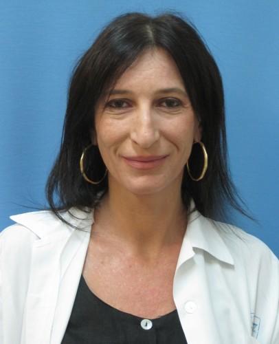 """ד""""ר מרינלה בקרמן (צילום: ציון יחזקאל)"""
