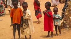 ילדים סומלים במחנה הפליטים דדב, שבקניה (צילום: אילוסטרציה)