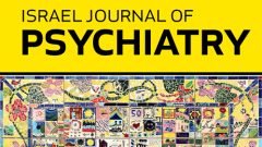 Israel journal of psychiatry